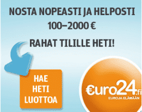 Euro24 kokemukset ja arvostelut